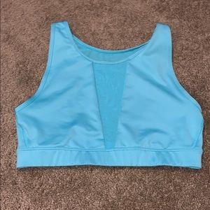 Victoria's Secret Mesh Sports Bra Size S